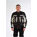SIGNAL JACKET UNISEX BLACK/GREY