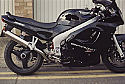 TRIUMPH SPRINT ST 955I 1998-2005 EXHAUST SILENCER HI-LEVEL ROAD LEGAL