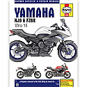 XJ6 & FZ6R 09-15  WORKSHOP MANUAL
