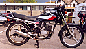 HONDA CB125 Superdream Pro-Link Exhaust System Road/SORT WITH RB