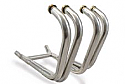 KAWASAKI ZR1100 ZR 1100 ZEPHYR EXHAUST FRONTPIPES HEADERS DOWN PIPES