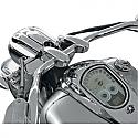 YAMAHA XV1900 ROADLINER, XV1900M ROADLINER MIDNIGHT, XV1900S ROADLINER S, XV1900CT STRATOLINER 2006-2014 BARON LINER PULLBACK RISER CHROME