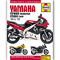 YAMAHA YZF600R THUNDERCAT, YAMAHA FZS600 FAZER 1996-2003 WORKSHOP MANUAL