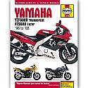 YAMAHA YZF600R THUNDERCAT, YAMAHA FZS600 FAZER 1996-2003 WORKSHOP MANUAL