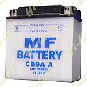 BATTERY CB9A-A (L: 136MM x H: 155MM x W: 76MM)