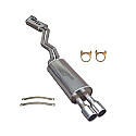BMW E30 325i Downpipe back performance exhaust
