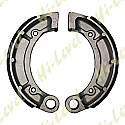 DRUM BRAKE SHOES Y532 160MM x 29MM (PAIR)