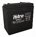 Nitro Battery sealed HVT03 (Harley 65958-04)
