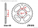 810-48 REAR SPROCKET CARBON STEEL