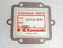Kawasaki OEM Reed Valve Gasket 1982-2000 Kx125 KDX125 1983 Kx500 11009-1941