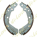DRUM BRAKE SHOES S633 180MM x 30MM (PAIR)