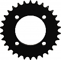 834-39 REAR SPROCKET YAMAHA FS1 74-76, V50 74-83, V80 79-83