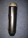 Yamaha MT03 2005-10 L/H silencer heat shield genuine