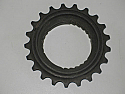 Honda P50 SPROCKET,SETWHEEL 21 TEETH GENUINE, 41201-044-040