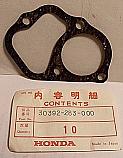 Honda Points Base Gasket 30392-283-000 Genuine Part CB 450 500T