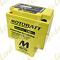 MOTOBATT BATTERY MB16A FULLY SEALED HCB16A-A, HCB16A-AB (T-SHAPE) (4)