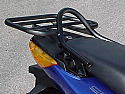HONDA CBF500 2004 - CURRENT SPORTS / TOP BOX RACK FINISHED IN SATIN BLACK WITH FITTINGS