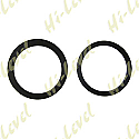CALIPER SEALS ONLY OD 22.50MM TOURMAX (MADE IN JAPAN) - PAIR