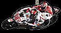 Marco Simoncelli #58 / San Carlo Honda Gresini KEY RING