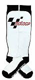 MOTOGP SUMMER BOOT SOCKS WHITE / BLACK ADULT ONE SIZE