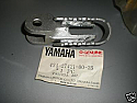 Yamaha RH Footrest 74-76 DT125 DT250 TY175 TY250 434-27421-00