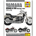 YAMAHA XVS650 DRAG STAR, YAMAHA XVS1100 DRAG STAR 1997-2005 WORKSHOP MANUAL
