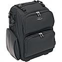 SADDLEMEN SISSY BAR BAG ROLLER TEXTILE BLACK - SDP2600