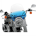 H/D WINDSHIELD REPLACEMENT SPORTSHIELD DEL REY 13' GRADIENT BLUE