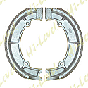 DRUM BRAKE SHOES VB412, K709 180MM x 40MM (PAIR)