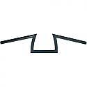 "BILTWELL INC. KEYSTONE 25,4 MM O.D. HANDLEBAR 5"" BLACK"