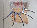 Honda Benly C92 C95 Cs92 Lever Steering Handle RT.BRAKE SIDE LEVER