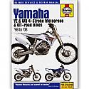 YAMAHA YZ/WR 4-STROKE MOTOCROSS BIKES 1998-2007 WORKSHOP MANUAL