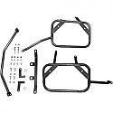 SUZUKI DL650 V-STROM, SUZUKI DL650 ABS V-STROM 2012-2014 MOOSE RACING EXPEDITION SIDE CASE MOUNT