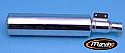 Suzuki LS650 SAVAGE Custom Silencer - Original Style - Chrome