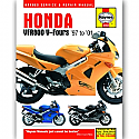 HONDA VFR800 V-FOURS 1997-2001 WORKSHOP MANUAL
