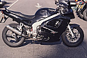 TRIUMPH SPRINT ST 955I (98-05) SILENCER ROAD LOW LEVEL POLISHED STAINLESS