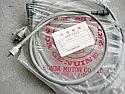 HONDA CB125 CB175 CB200 SPEEDO CABLE SILVER P/No 44830351000
