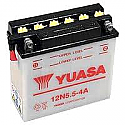 12N5.5-4A BUDGET 12V MOTORCYCLE BATTERY