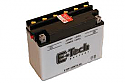 MOTORCYCLE BATTERY 12N18-3A BUDGET 12V