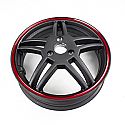 LEXMOTO DIABLO REAR WHEEL 13x3.50 For LJ125T-8M
