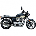 "TRIUMPH BONNEVILLE 865, TRIUMPH BONNEVILLE 865 SE 2009-2016 MUFFLER SLIP-ON 3.5"" PERFORMANCE BLACK"