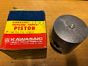 "KAWASAKI KH400 0.020"" (0.50mm oversize) PISTON NOS"