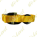 TIE DOWNS YELLOW (PAIR)