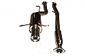 Subaru Impreza HKS Style Cat Back Performance Exhaust system. Fits (Bug and Hawk Eye) Impreza 2001- 2008 Subaru Impreza