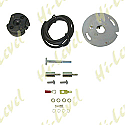 ADVANCE UNIT WITH POINTS AND CONDENSERS FOR ALL HARLEY DAVIDSON