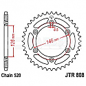 808-51 REAR SPROCKET CARBON STEEL