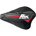 """ROX SPEED FX GUARD FLEX-TEC PLASTIC 22 MM (7/8"""") RED"""