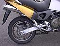 XL1000V VARADERO HONDA 1999-2004 PREDATOR RRB PAIR ROAD LEGAL SILENCERS