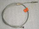 HONDA CB175 CLUTCH CABLE SILVER P/No 22870315600