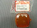 HONDA H100S 1988 WINKER LENS  33602GC2743
